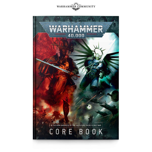 Warhammer 40K 9th Edition Core Rule Book