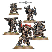 Chaos Space Marine Havocs (2019)