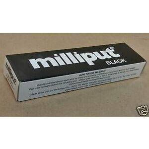 Milliput Black (Two Part Epoxy Putty)