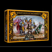 Baratheon Attachments #1 (Pre-order)