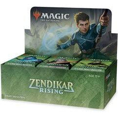 Zendikar Rising Draft Booster Display (36)