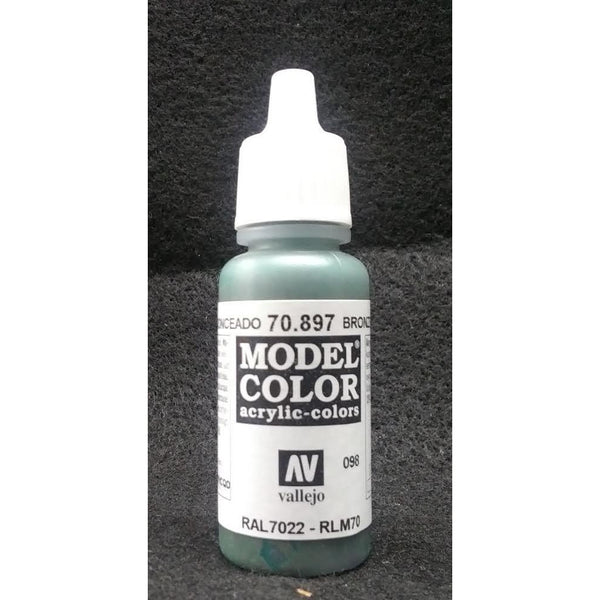 Model Color: Bronze Green (17ml)