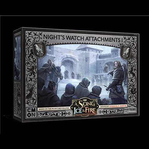 Night's Watch Attachments 1 (Pre-order)