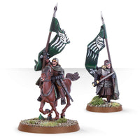Rohan Banner Bearer (Foot & Mounted) (GWD)