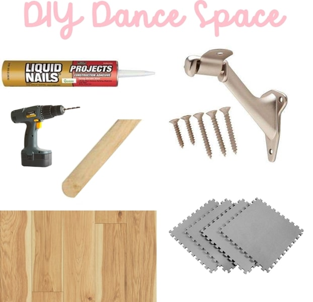 Your Affordable DIY Dance Space