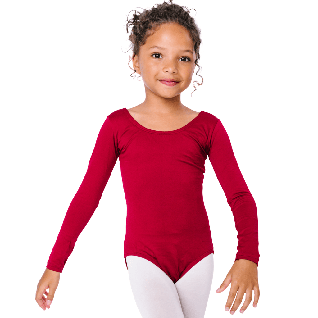 Long Sleeve Leotards