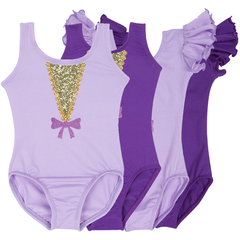 Anne Wheeler Trapeze Girls Leotard Costume