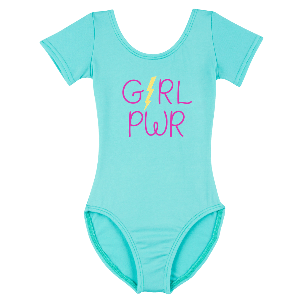 Girl Power Girls Leotard