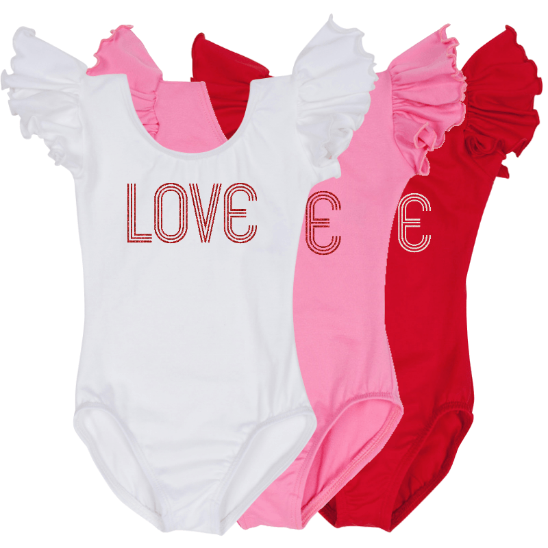 Valentine's Day Toddler Girl Clothing