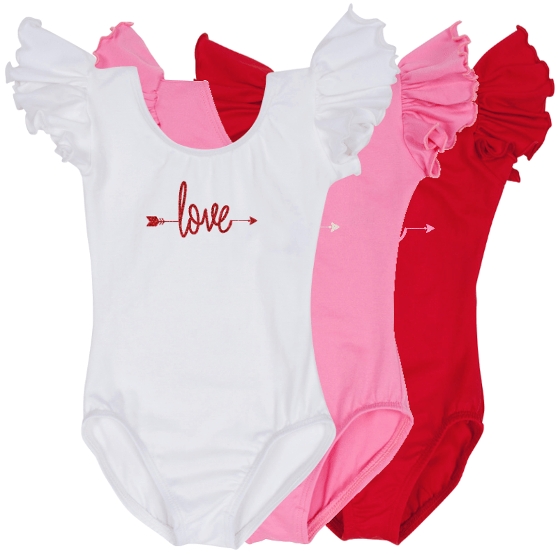 Toddler Girls Valentine's Day Clothing