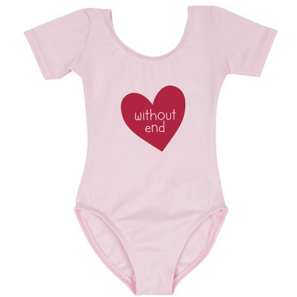 Love Without End Girls Leotard