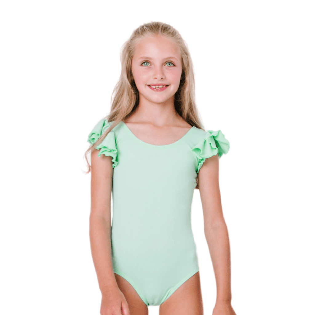 Mint Green Dance/Ballet  Leotard and Bodysuit for Girls and Toddlers