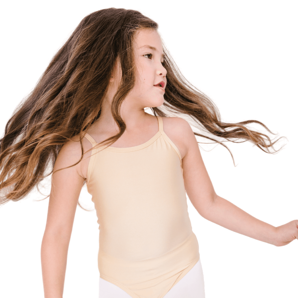 Nude/Beige Camisole for Dance/Ballet for Girls