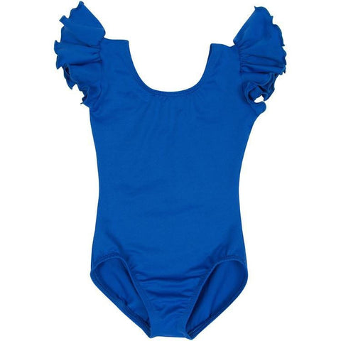 Royal Blue Leotard for Toddler and Girls