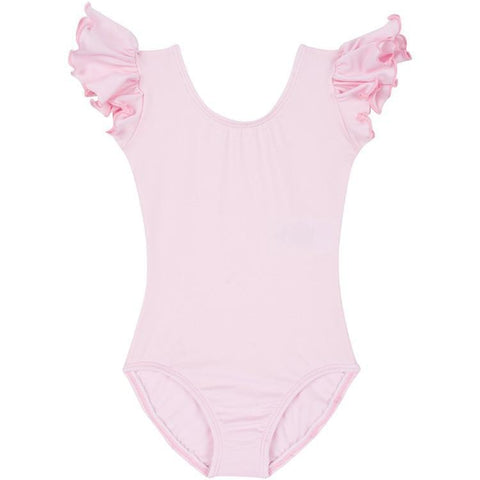 Pink Toddler Ballet Leotard