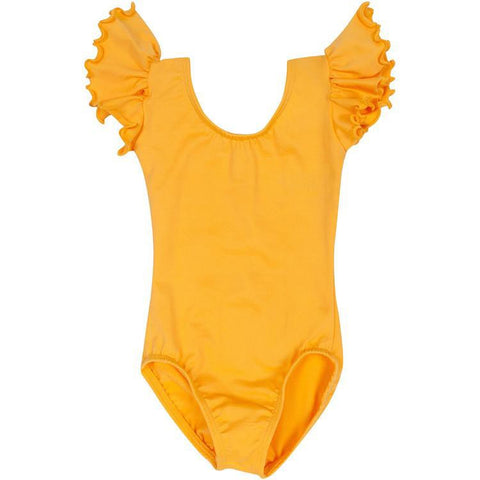 Gold Leotard for Toddler and Girls