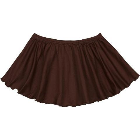 Girls Brown Skirt - Ballet, Dance, Costume and Play