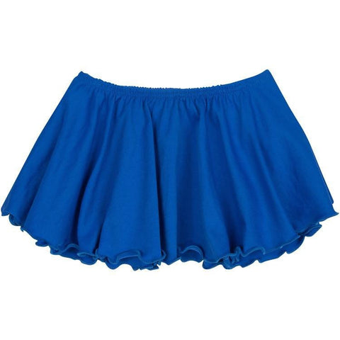 Royal Blue Dance Skirt