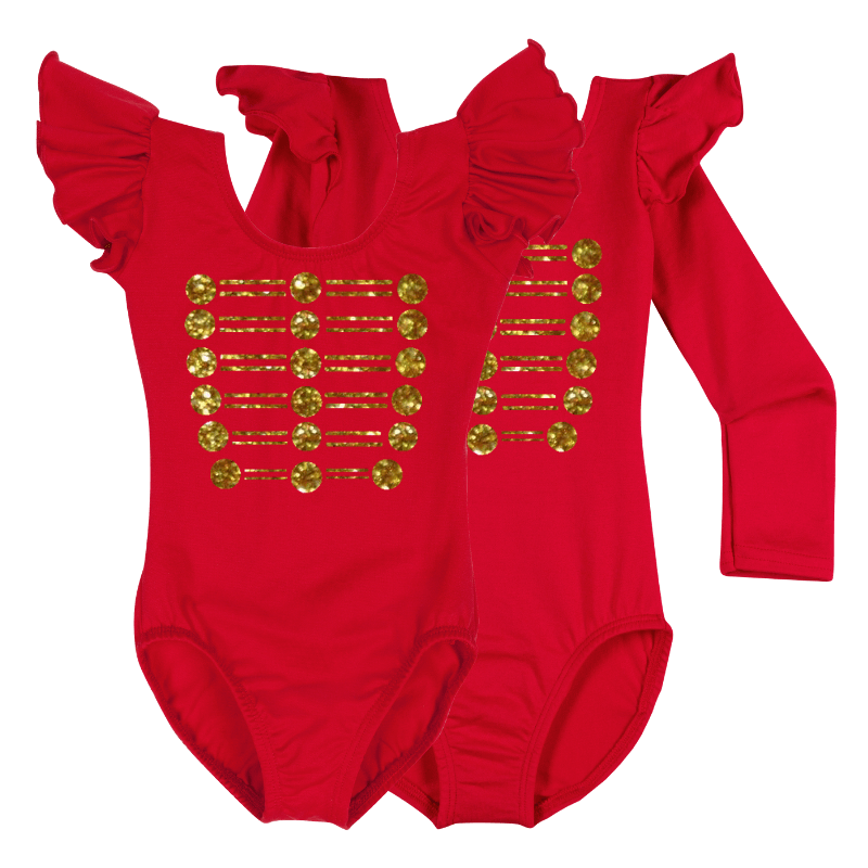 Ringmaster Bodysuit Halloween Costume for Baby, Toddler, and Girls