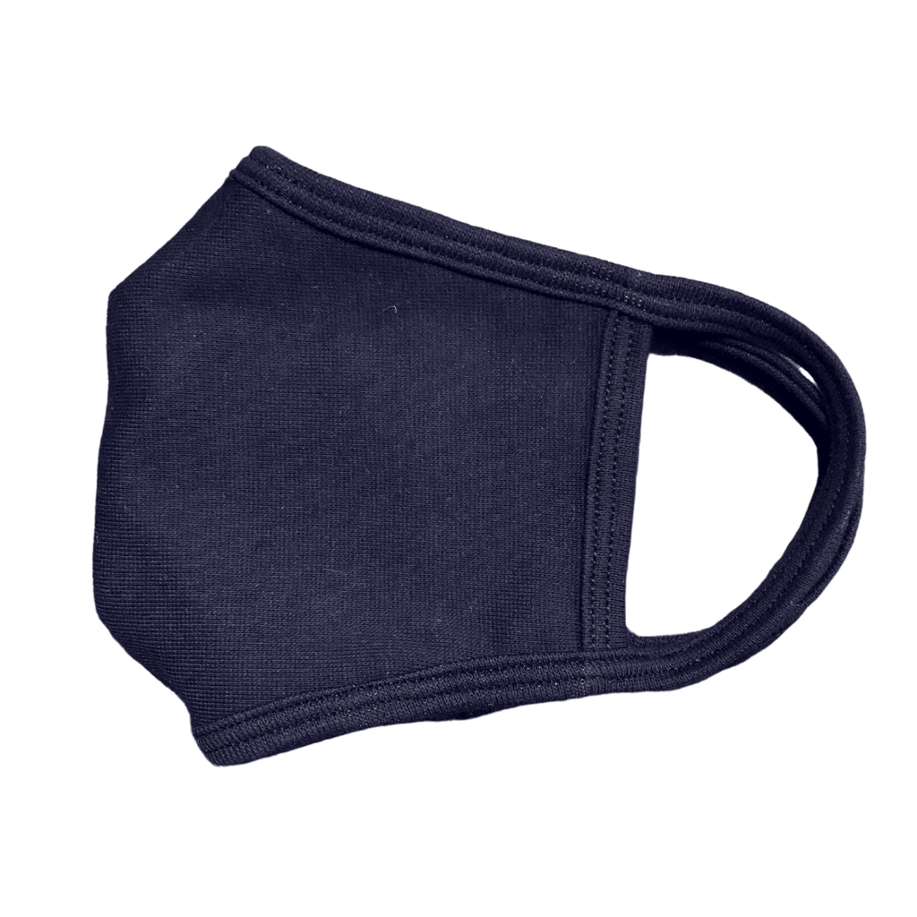 Face Mask Cover for Kids - Navy