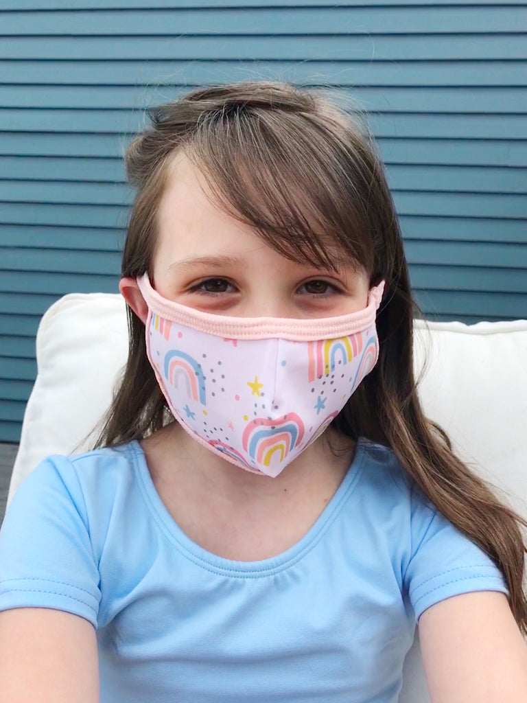 Kids Face Masks - Single