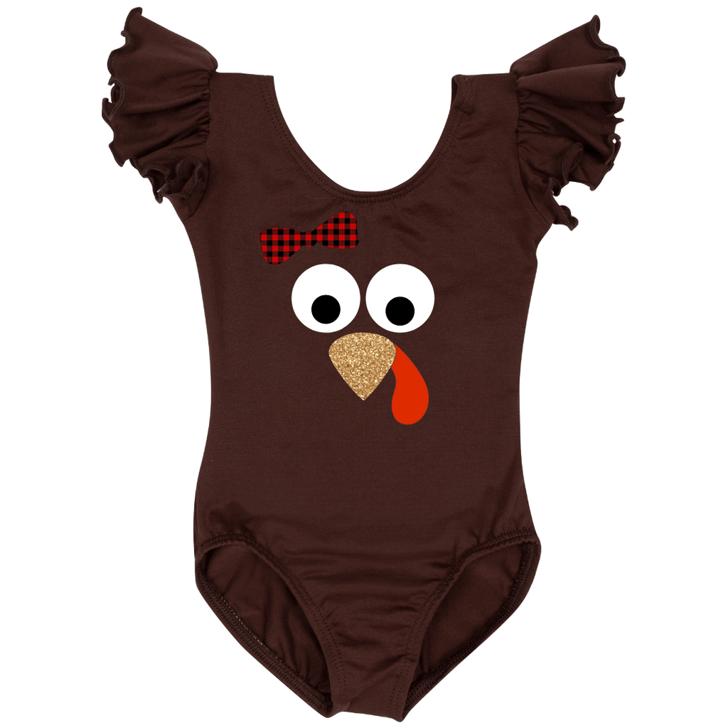 Girls Turkey Halloween Costume