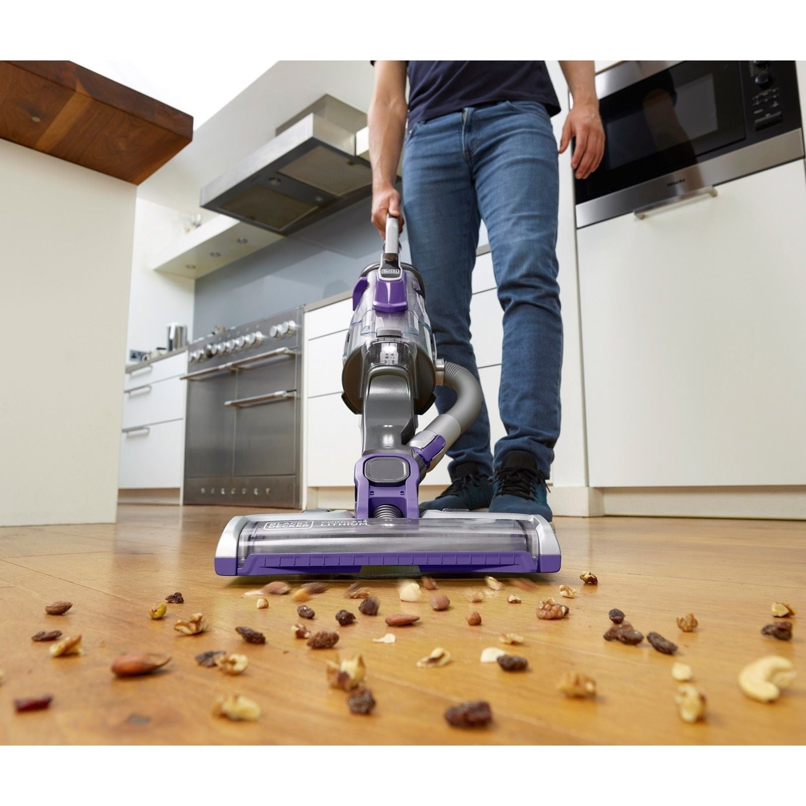Black & Decker 45Wh 2-in-1 Cordless Multipower Pet Vacuum Cleaner