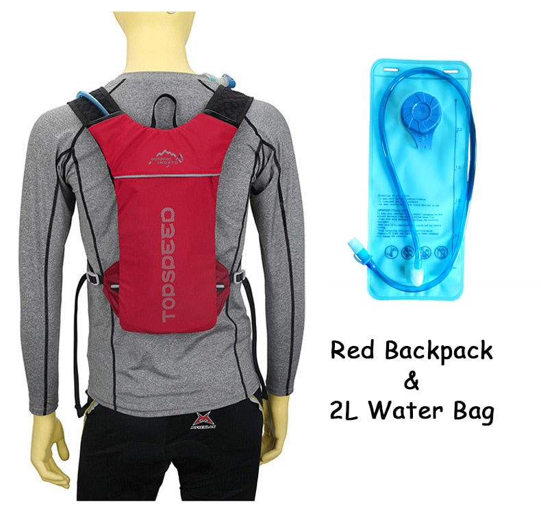5L Cycling Hydration Backpack Water Bag Outdoor Jogging