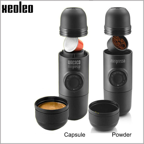 Wacaco Minipresso Coffee maker Handpress Capsule&Powder Coffee machine