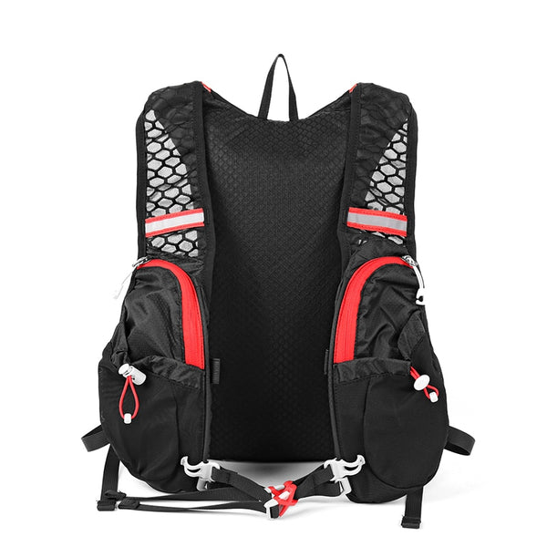 5L Bicycle Backpack Running Marathon Bag Train Running Cycling Rucksack Hydration Men Sport Bags Waterproof Riding BikeBack
