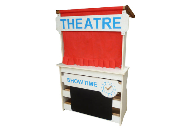 2 In 1 Child Shop And Theatre