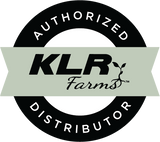 Authorized KLR Farms Logo