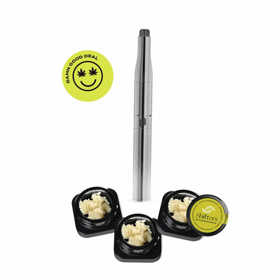 PuffCo Plus + Crumble Set