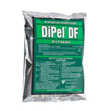 DiPel DF is a dust-free dry flowable insecticide