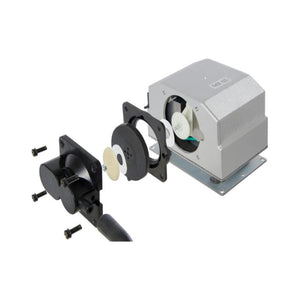 Active Aqua Dual Diaphragm Air Pump parts and how they fit together now available  for sale on Cavast Supply Co.