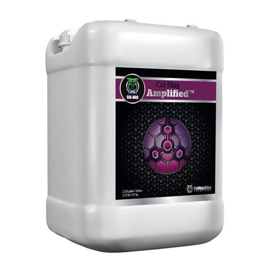 Cal-Mag Amplified is an ideal choice for supplementing your native soil with pure, rapidly absorbable forms of calcium and magnesium.