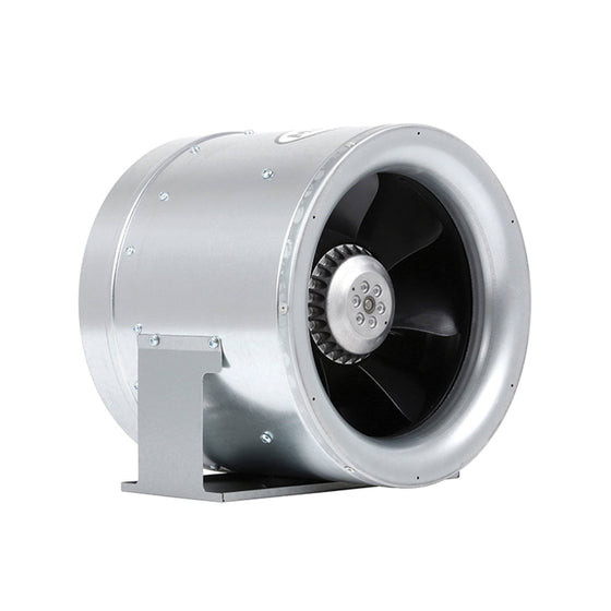 The Max-Fan® is the first fan that has been developed with a Computational Fluid Dynamics (CFD) program. CFDs are used for engineering aircraft propulsion engines. The perfectly designed 3D blades of the impeller and stator make this fan extremely powerful and energy efficient.