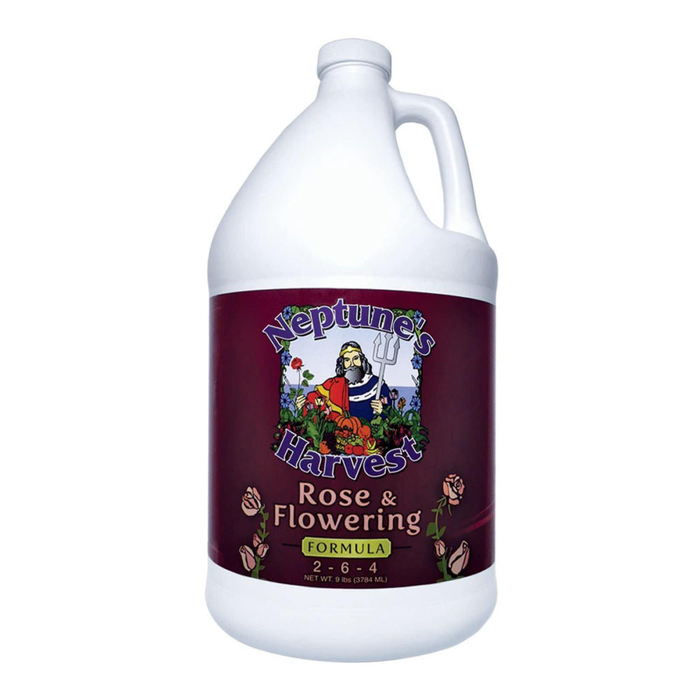 Neptune's Harvest Rose and Flowering Formula 2-6-4