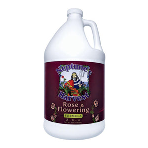 Rose & Flowering fertilizer was uniquely formulated for flowering plants to increase vigor during flowering and to increase the volume and density of buds that produce healthy, vibrant flowers.