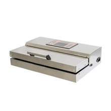 Keep large amounts of your dried herbs and food fresh longer with the Private Reserve Commercial Vacuum Sealer. Air will oxidize and degrade your produce and food. This large-capacity system preserves your herbs and foods by removing excess air from the bag with a vacuum to create an airtight seal. The resilient multi-ply bag material locks air out, which prevents oxidation and freezer burn. The bags are tear and puncture resistant and durable. Best of all, the sealing operation is easy and quick.