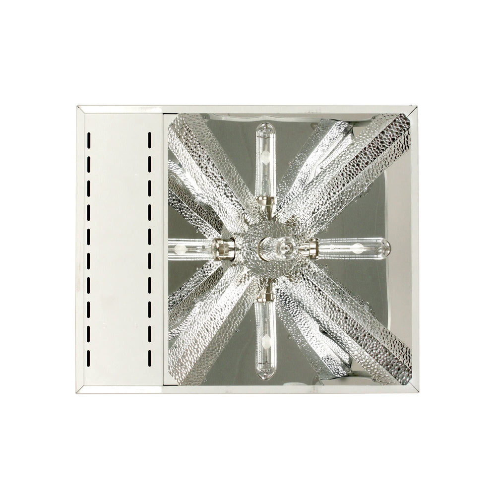 Sun System® LEC® Brand 315 Watt Light Fixtures utilize cutting edge Light Emitting Ceramic® brand technology. Fixture has 98% reflective German aluminum insert and 95% reflective textured corners for excellent output, uniformity and diffusion.