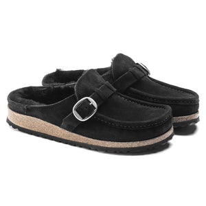 Buckley Shearling Birkenstock - Black