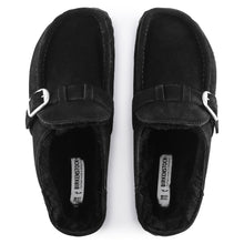 Load image into Gallery viewer, Buckley Shearling Birkenstock - Black