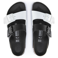Load image into Gallery viewer, Birkenstock Split Birko-Flor - Black/White