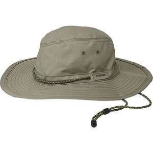 Filson Twin Falls Travel Hat - Otter Green