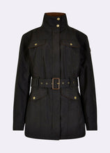 Load image into Gallery viewer, Women's Dubarry Friel Jacket - Black