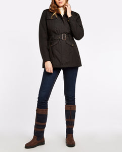 Women's Dubarry Friel Jacket - Black