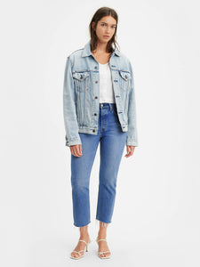 501 Original Cropped Women's Jeans