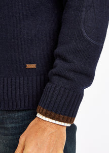 Dubarry Hughes Knitted Sweater - Navy