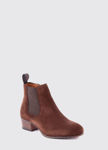 Bray Side Zip Chelsea Boot - Cigar